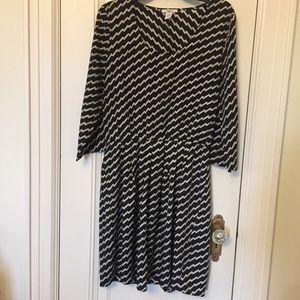 Bar III size L. TWO DRESSES